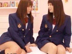 Haruna Maeda and Megumi Shino part3
