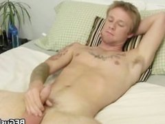 Jordan fucking his asshole with vibrator part1