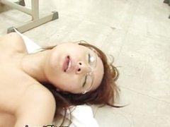 Manami Suzuki Sexy Asian teacher part6