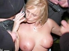 Milf Blows Everyone