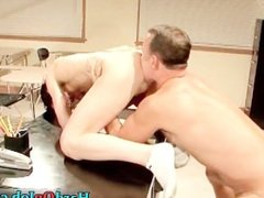 Hardcore gay porn at the office free gay part6