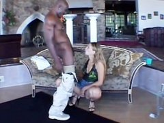 Interracial House Of Pussy 06 - Scene 2