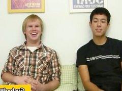 Gay clip of Erick & Austin gay fucking part3