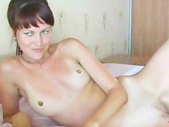 Beautiful Webcam Teen Model Show Pussy Part 1
