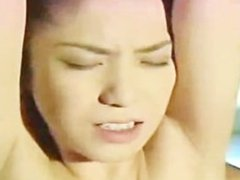 Big boob Japanese Girl gettin tits Massaged