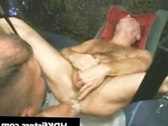 Super hardcore S&M gay asshole fisting part4