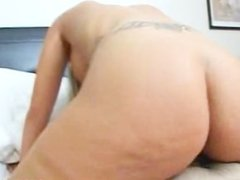 Sexy Hot Brunette Enjoys in Riding Horny Cock