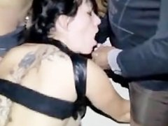 Gang bang amateur