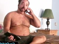 Gay bear calling his friend for some cock and fuck By Gaypridevault part5