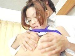 Kaoru Mugi Sweet Asian teen is sexy part5