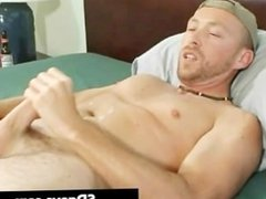 Hunky straight guys involved part4