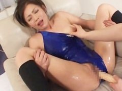 Maki Tomada Mature nihonjin girl enjoys part6