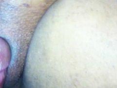 big cock ,wet shaved pussy, cum