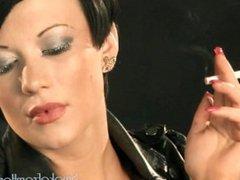 Becky - Leather Jacket