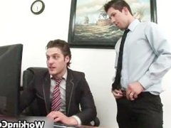 Andrew Blue gets his firm cock sucked part4