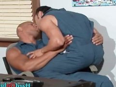 Gianni and Jay have steamy gay sex part5