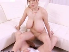Hitomi Tanaka pretty real asian model part1