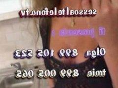 sessoaltelefono.tv ti presenta Olga 899 105 523