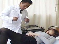 mongolian doctor and mongolian asshole
