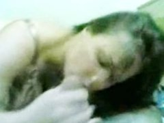 Arabian Woman sucks and fucks Small Three inch Oriental Asian Arab Penis