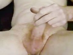 Wanking Mi Cock For All To See (1)