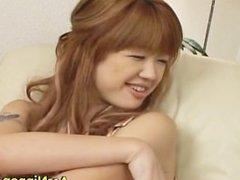 Hitomi Ohishi and Warin sexy three-way part5