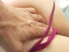 Hollie Stevens Lets Rick Masters Put His Hard Dick Inside Her
