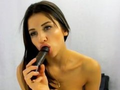 Doggy style from russian hottie