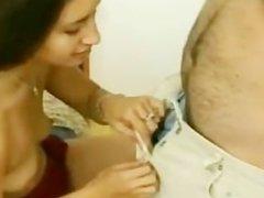 Desi amature enjoying sex