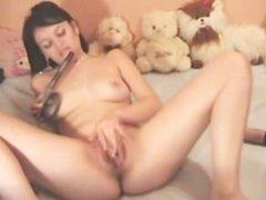 Striptease to Hardcore Masturbation HD