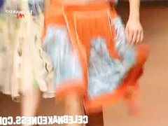 Celebnakedness models nude on the runway and seethroughs 25