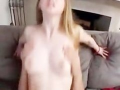 sunny fucked on the couch