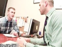 Cole streets fucks and sucks on office part5