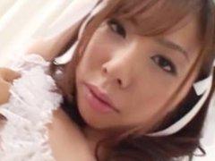 Amazing hairy tokyo girl fingered