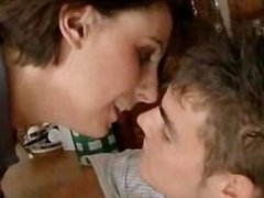 Milf fucked by her son's friend