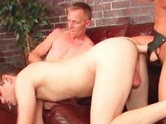 Amazing sexy bi suck and fuck hard-core part2