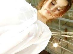 Amazing Japanese idol Yui Aoyama showing part4