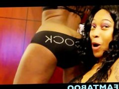 Team Taboo-Diamonds Gone Wild (Ebony Female Rappers and more Go Wild!!)