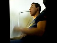 Jerking on Airplane