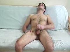 Real guys jerking their real cocks part6