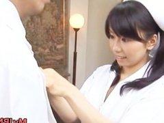 Doctor Has Hina Hanamis Tight Nurse part5
