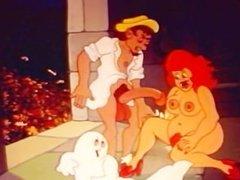 Classic 70's German Adult Cartoons
