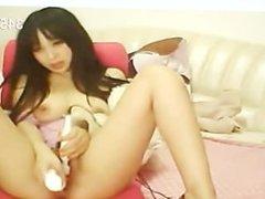 Japanese youth international students masturbation webcam