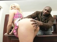 Black Dick in Daddys Daughter - Scene 4