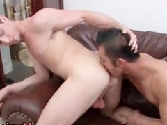 Hot married straight guy rimming part2