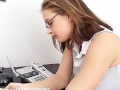 Tory Lane fucks at the office (requested)