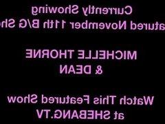 shebang.tv - MICHELLE THORNE & DEAN