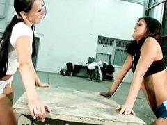 Hard-core bondage and brutal punishement part4