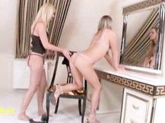 Girl Sex 3 Odette Blond Cat
