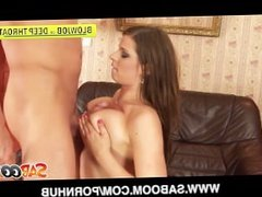 Titty Fucking and Doggy Anal on Mona Lee
